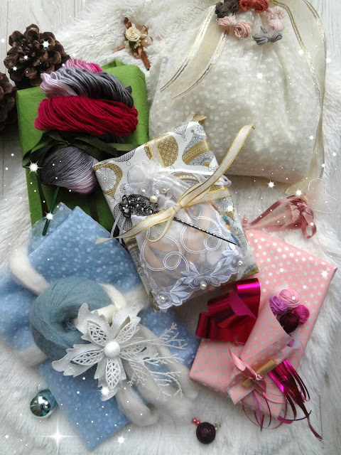 5 Gift-Wrapping Ideas for Crocheters & Crafters