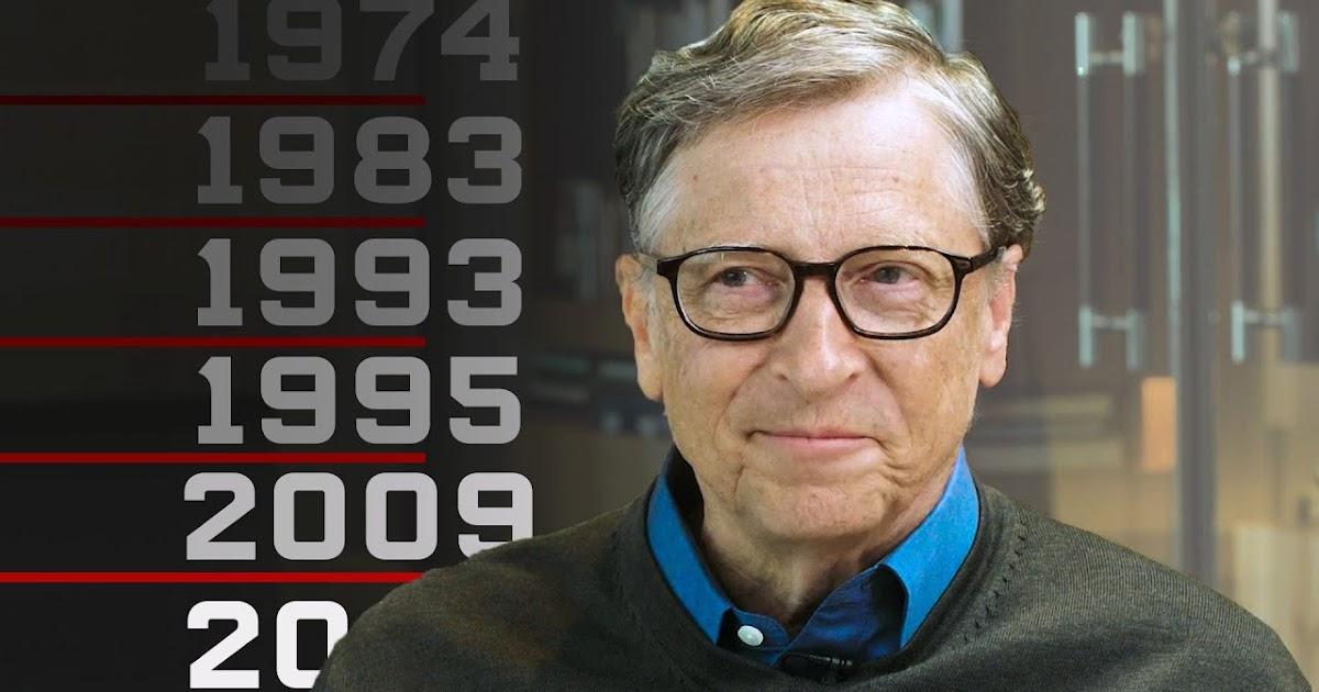 Bill Gates Verschwörungstheorien