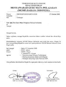 contoh surat undangan resmi yang benar siamplop contoh surat undangan resmi yang benar stopboris Gallery