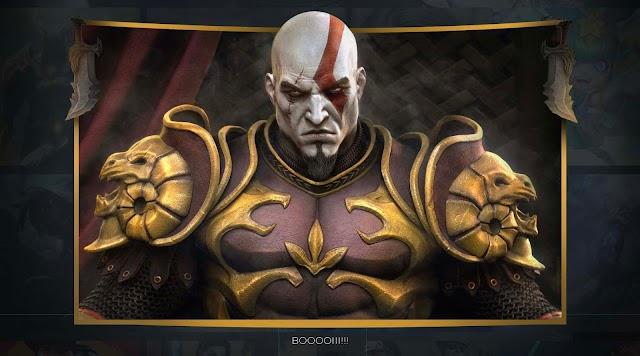 Kratos: İşaretli Çocuğun Laneti