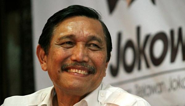 Luhut: Pemerintahan Jokowi Sebaiknya Diteruskan Dua Periode