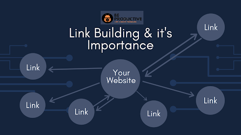link building and its importance