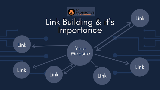Link Building & it's Importance