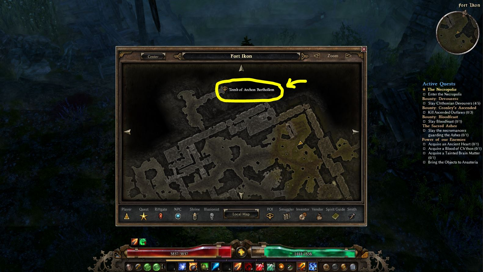 Aveyn's Blog: Grim Dawn - Quest Guide and Gameplay Tips