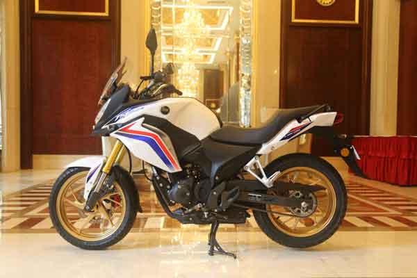 Spesifikasi Motor Sport Baru Honda CBF190X