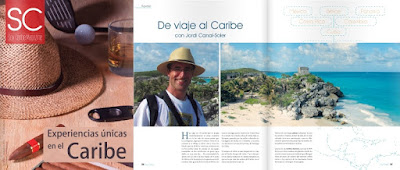 SOY CARIBE, De Viaje al Caribe, Jordi Canal-Soler