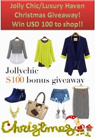 enter luxury haven jolly chic christmas giveaway now