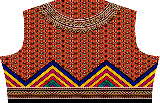 raditional Women Blouse