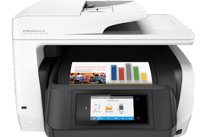 HP OfficeJet Pro 8720 All-in-One One Driver Download