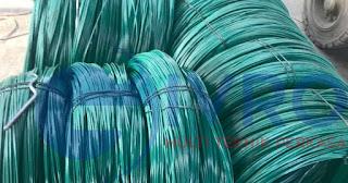 Kawat BWG - Bendrat PVC Hijau