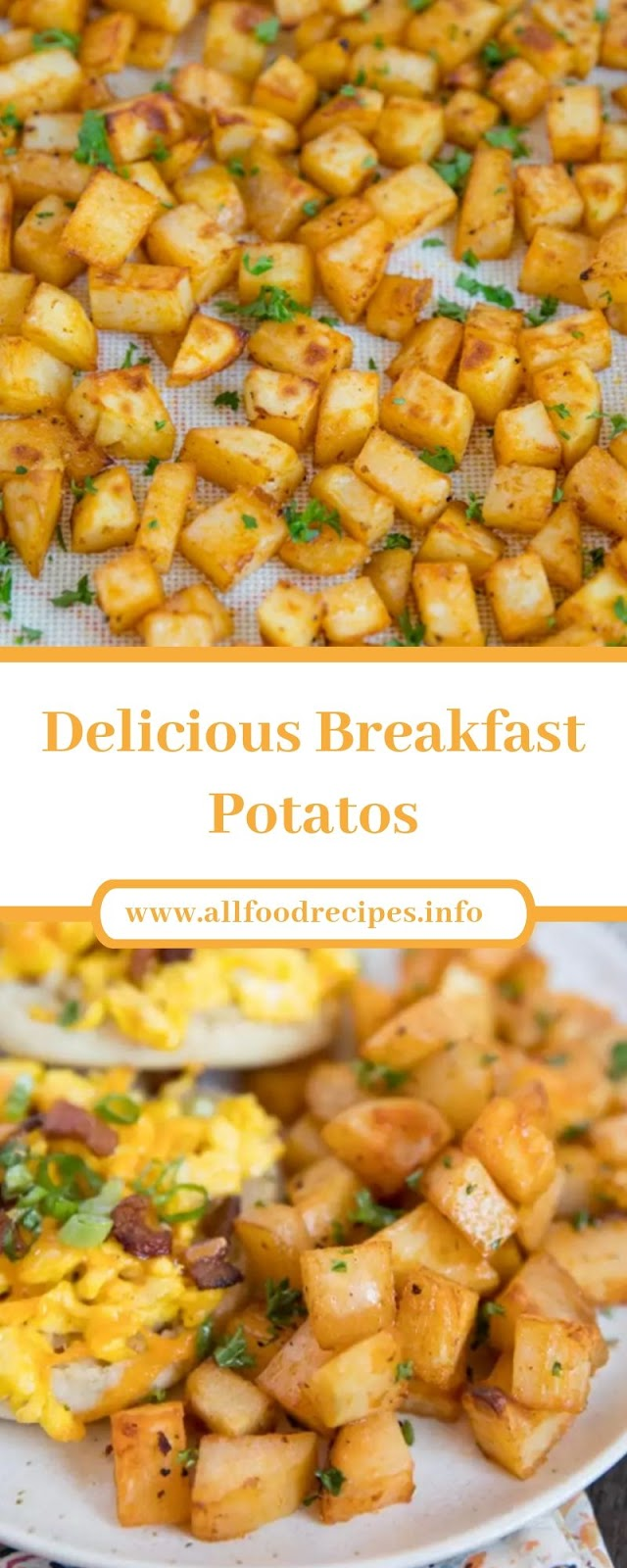 Delicious Breakfast Potatos