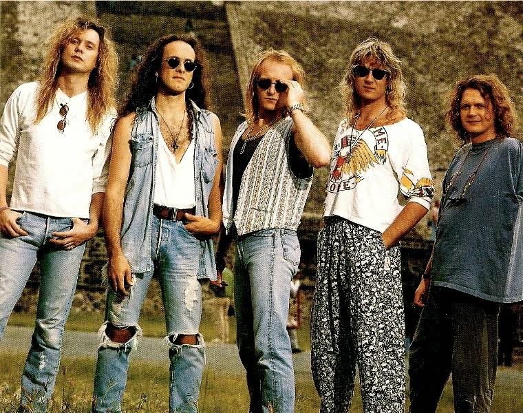 HEAVY PARADISE, THE PARADISE OF MELODIC ROCK!: DEF LEPPARD ...