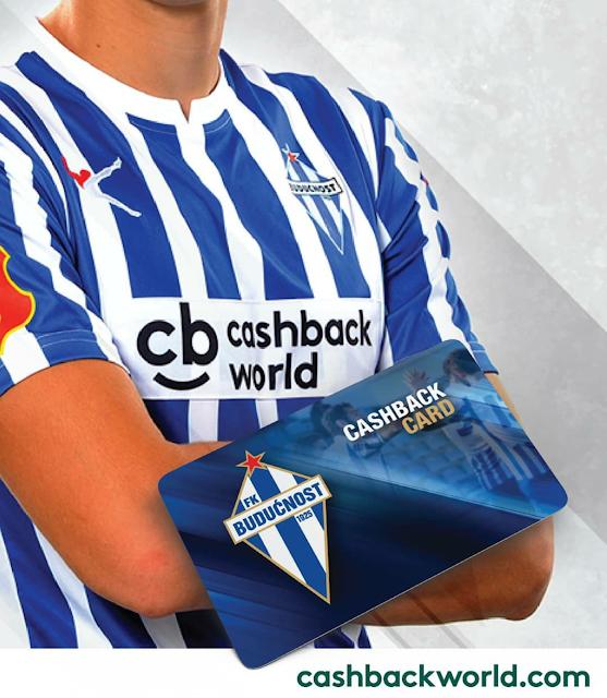 FK Budućnost Podgorica + Cashback World
