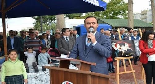 Bozyazı'da Cumhuriyetin Çoşkuyla Kutlandı