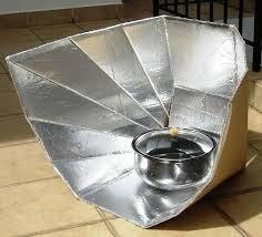 πώς φτιάχνω ηλιακό φούρνο