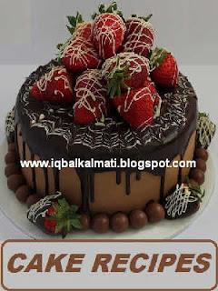 Cake Recipes In Urdu Making At Home PDF Book