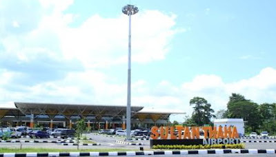 Bandar Udara Sultan Thaha Jambi