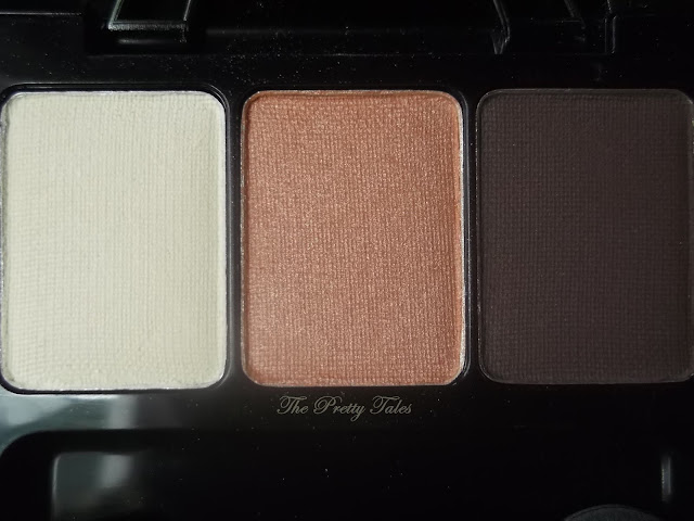 make over trivia eyeshadow echanting nude spell review