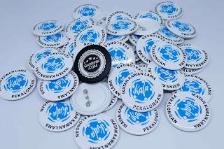 Harga Buat Pin Logo Murah di Jogja - Gratis Custom Desain
