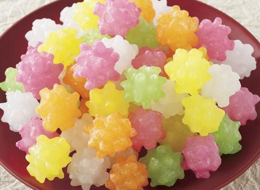 Konpeito or Confeito Sugar Candy