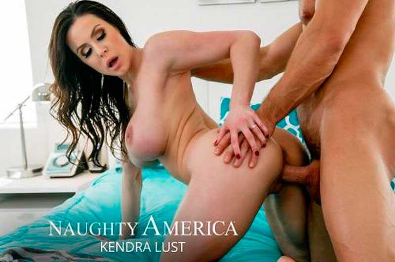 Naughty America – Kendra Lust: Gets Saved By The Fuck Boy
