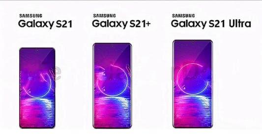 تسريب تفاصيل جديدة حول مواصفات سلسلة هواتف Galaxy S21 المرتقبة