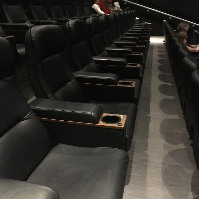 VUE VIP seats