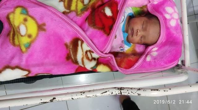 Jemaah Shalat Tarawih Temukan Bayi Cantik di Belakang Musala, Begini Ceritanya