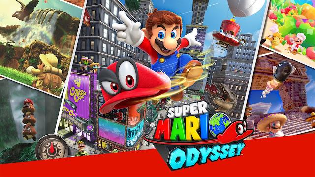 Super Mario Odyssey Repack