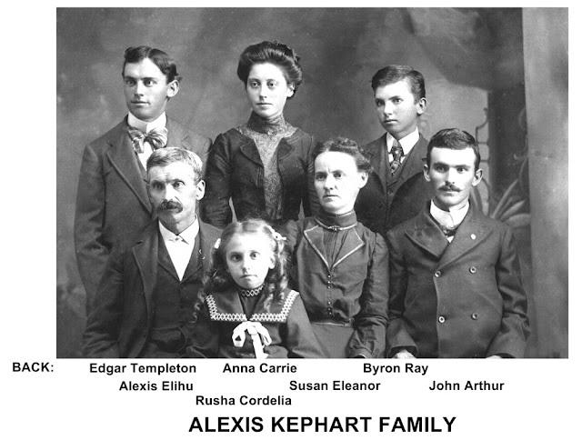 Alexis Kephart Family - Ancestry Chick