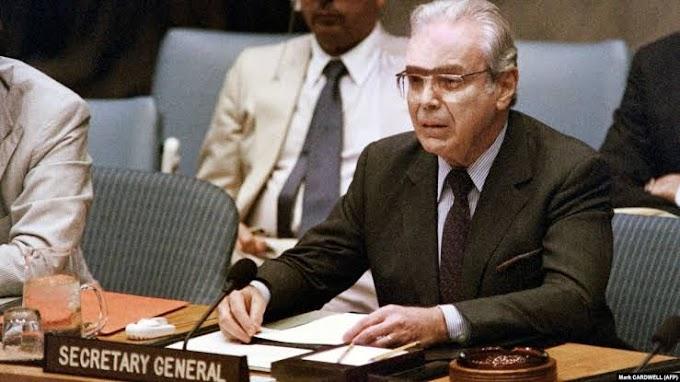 Muere el exsecretario general de las Naciones Unidas Javier Pérez de Cuellar