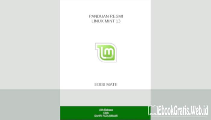 Ebook Panduan Resmi Linux Mint 13 (Bahasa Indonesia)