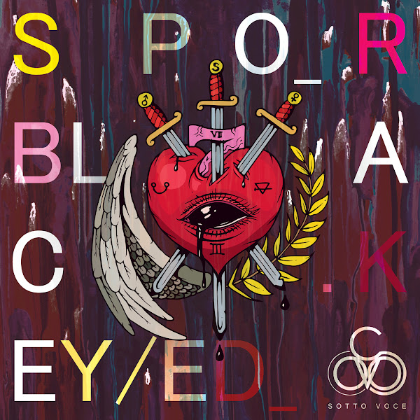 Spor - Black Eyed - EP Cover