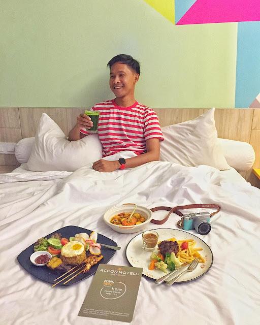 Dinner di Ibis Styles Jakarta Sunter