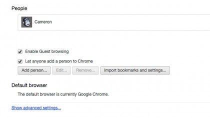 Cara menghapus cache di Chrome, Firefox dan Safari