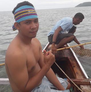 aktivitas laut orang Waturu Tanimbar Utara