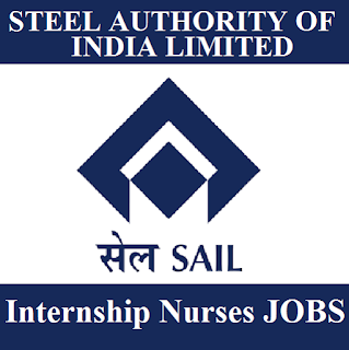 Steel Authority of India Limited, SAIL, Nurse, GNM, WB, West Bengal, freejobalert, Sarkari Naukri, Latest Jobs, sail logo