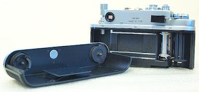 Zorki-4K, Film box