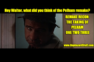 Taking of Pelham One Two Three Walter Matthau ending
