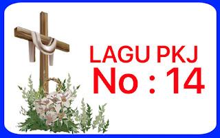 Lagu PKJ 14 Kunyanyikan Kasih Setia Tuhan