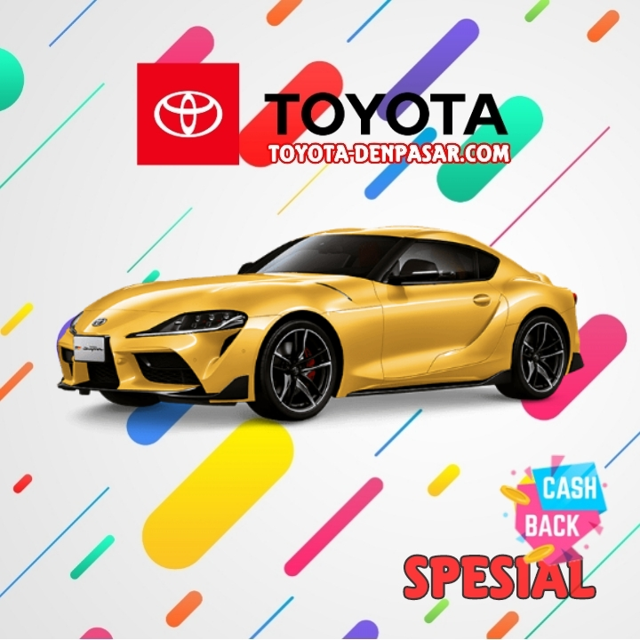 Toyota Denpasar - Lihat Spesifikasi New Supra GR, Harga Toyota Supra GR Bali dan Promo Toyota Supra GR Bali terbaik hari ini.