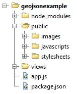 Node js + Express + Leaflet + PostGIS = Awesome Maps | boomphisto
