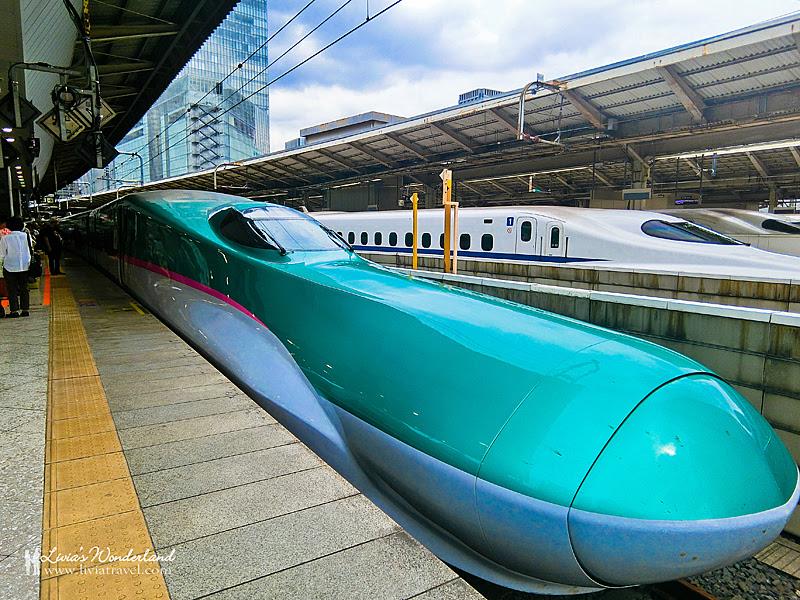 新幹線 東京 仙台
