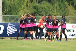 Jarabacoa FC gana en su nuevo estadio
