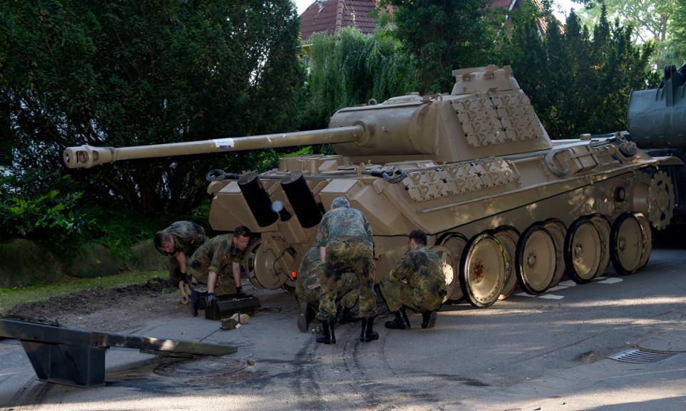Panzer Villa