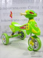 1 Sepeda Roda Tiga Merino 8508 Space Automotive
