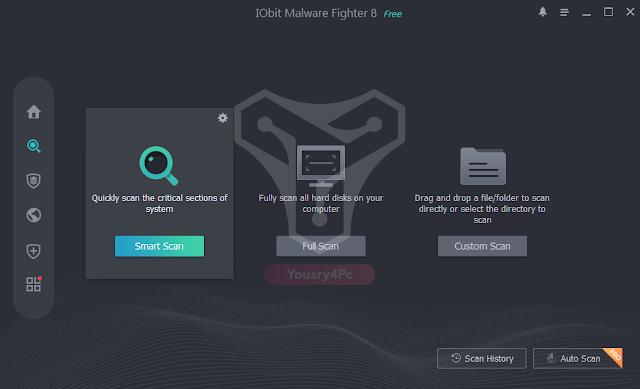 تحميل برنامج IObit Malware Fighter Pro كامل عملاق الحماية من فيروس الفدية