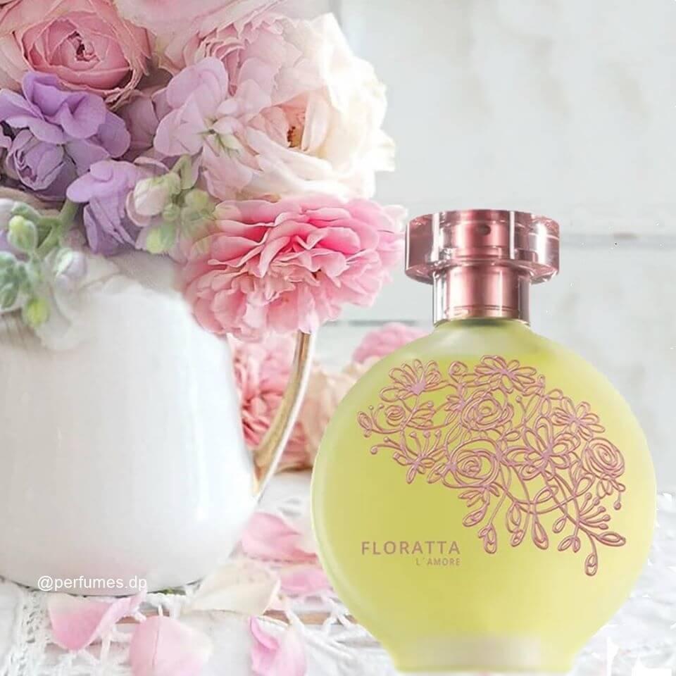 Resenha perfume Floratta L'amore Boticário