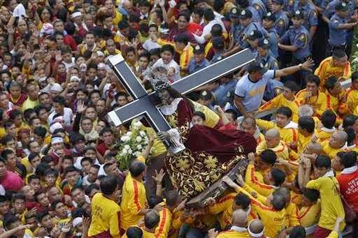 Feast of Black Nazarene 2015