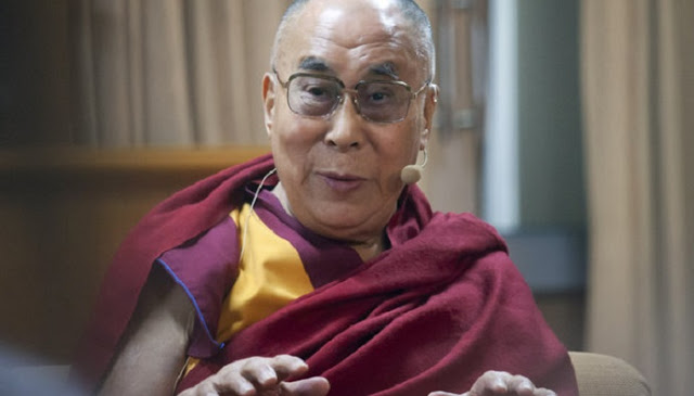 Dalai Lama: Humans Created Terrorism, So Stop Praying To God For A Solution